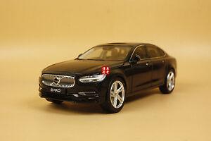 1:18 Volvo S90 model black color + gift
