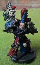 Warhammer 40K - Chaos Space Marines - METAL Abaddon the Despoiler INCOMPLETE