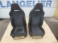 2008 2014 Subaru Wrx Sti Seats SRS GVB Sti Seats Red stitching Sti Seats GRB