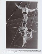 P.Carrillo, Sr & P. Carrillo, Jr 119th Edition of Ringling Bros. And B&B Circus