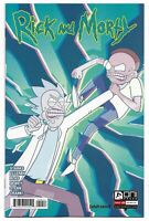 Rick and Morty #59 2020 Unread Marc Ellerby Cover A Oni Press Comics Kyle Starks