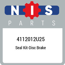 4112012U25 Nissan Seal kit-disc brake 4112012U25, New Genuine OEM Part