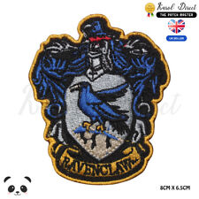 Harry Potter Ravenclaw Embroidered Iron On Sew On PatchBadge For Clothes etc