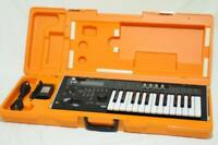 Korg microX BLACK Synthesizer keyboard【Excellent+++】from Japan #1741