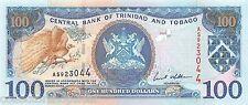 Trinidad en Tobago 100 Dollars 2002  Unc Pn 45b