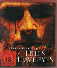 The Hills Have Eyes (1977) - Blu-Ray Disc !