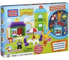 Ooh La Lane Moshi Monsters Deluxe Playset Mega Bloks Building Bricks | 80631