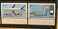 GERMANY BRD Europa 1988 MI # 1367  - 1368  MINT/ MNH