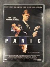 PANIC film avec WILLIAM H. MACY et NEVE CAMPBELL en DVD Zone 2
