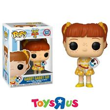 Funko Toy Story 4 - Gabby Gabby Holding Forky Pop! Vinyl Figure
