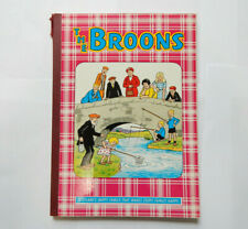 The Broons Scotland's Happy Family Comic Strip Annual (1969)