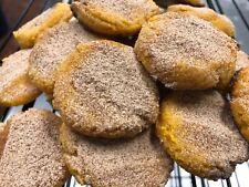 PUMPKIN SNICKERDOODLE COOKIES-KETO,LOW CARB,GLUTEN&SUGAR-FREE-Natural ingredient