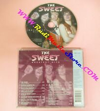 THE SWEET greatest hits RM 1531 MADE IN DANEMARK 1996 no mc lp vhs dvd (Xs10)