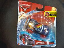 DISNEY PIXAR CARS HYDRO WHEELS MAX SCHNELL SAVE 5% WORLDWIDE FAST SHIP