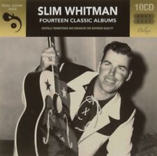 SLIM WHITMAN - 14 Classic Albums (10 CD)  (Audio CD) - NEW & SEALED