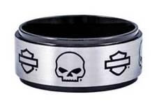 HarleyDavidson Stainless Steel Jewelry for Men eBay