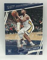 Zion Williamson 2019-20 Panini Chronicles Prestige Pelicans Rookie RC #60