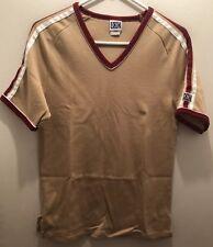 Vintage 1970's Laguna Brand Tshirt, 50/50-Made In Usa-Make Peter Brady Proud-M