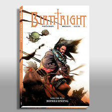 Birthright Volume 1 Hardcover Image Skybound Joshua Williamson Image comics