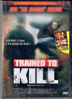 TRAINED TO KILL - DVD