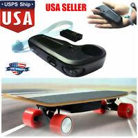 All ESC 2.4Ghz Wireless Remote Controller Receiver for Electric Skateboard USA