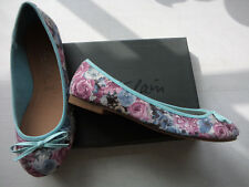 Geblümte Damen Ballerinas aus Synthetik günstig kaufen | eBay