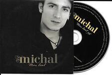 CD CARTONNE CARDSLEEVE COLLECTOR 1 TITRE MICHAL (STAR ACADEMY) MON TOUT 2005