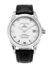 Relojes de pulsera OMEGA de cuero para hombre