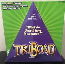 TriBond Board Game - What Do These 3 Things Have In Common? Threezer Questions