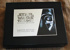 STAR WARS TRILOGY SPECIAL EDITION (limited edition collector's vhs set)