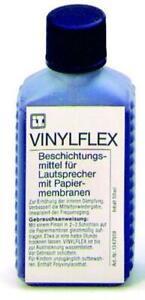 VINYLFLEX Beschichtungsmittel für Papiermembranen 50 ml  Farbe schwarz