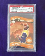 RARE ROOKIE 1997 Upper Deck Kobe Bryant CC1, PSA 10, PSA POP 2 Nestle Slam Dunk