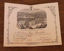 1902 Prix école Pensionnat des Ursulines Montbard Bourgogne Religion