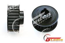 VW G60 G65 16VG60 HTD Zahnriemenantrieb Laderrad 60 65 70mm Stahl G-Lader Tuning