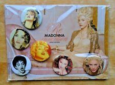Madonna RE-INVENTION WORLD TOUR PIN SET 2004 Unopened