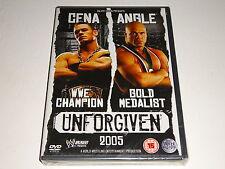 WWE - Unforgiven 2005 - NEW / SEALED GENUINE UK (REGION 2) DVD - WWE1122 wwf