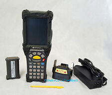 Motorola MC9090-K MC9090-KK0HCAFA6WR WM6.1 1D/2D 28-Key Barcode Scanner +CHARGER