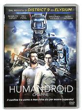EBOND Humandroid - Chappie  DVD D605804