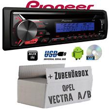 Pioneer KFZ Radio für Opel Vectra A+B Android PKW Autoradio Einbauset CD MP3 USB