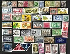 Worldwide Used/Mint Stamps & Pictorials FREE Shipping U. S. MQ