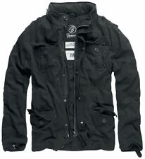 Brandit Britannia Jacket Jacke schwarz XL