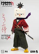 THREEZERO x DEVILROBOTS SAMURAI TO-FU W/ KIKUCHIYO 1/6 ACTION FIGURE NEW