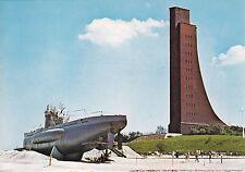 Postkarte U995 Marine Ehrenmal Laboe