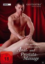 Gay Tantra - Anal- Und Prostata-Massage - DVD - FSK 18 - NEU & OVP