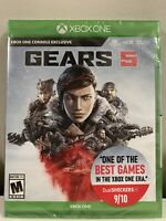 Gears 5 - Xbox One - Microsoft XB1 - Gears 5 Five - BRAND NEW AND SEALED!