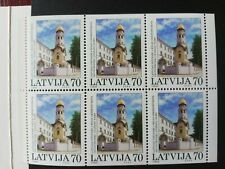 stamps/Latvia/Booklet/Churches of Latvia/2002