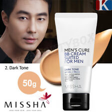 Mens Cure BB Cream Suited 50g #02 Dark Skin / Homme Men's BB cream Foundation