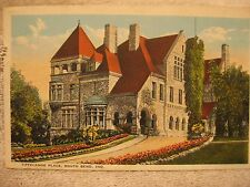 3 Early postcards from South Bend,Indiana
