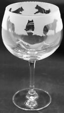 More details for husky frieze boxed 70cl glass gin balloon
