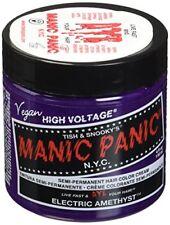 Manic Panic Classico Semi Permanente Capelli Tintura Color Crema Varietà colori Nero Grigio Medio